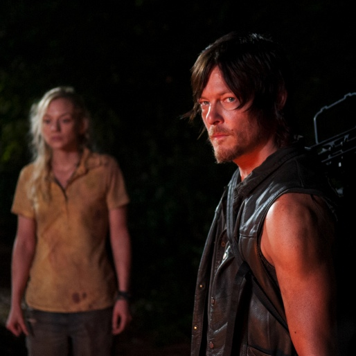 "<i>The Walking Dead</i> Review: ""Still"" (Episode 4.12)"