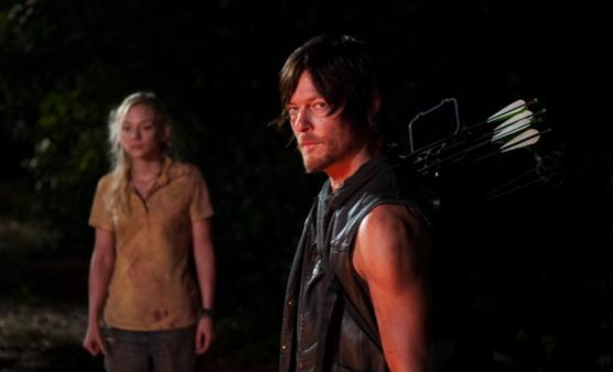 "<i>The Walking Dead</i> Review: ""Still"" (Episode 4.12)"