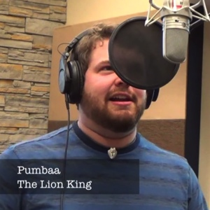 """Watch One Man Impersonate 22 Disney Characters Singing """"Let It Go"""""""