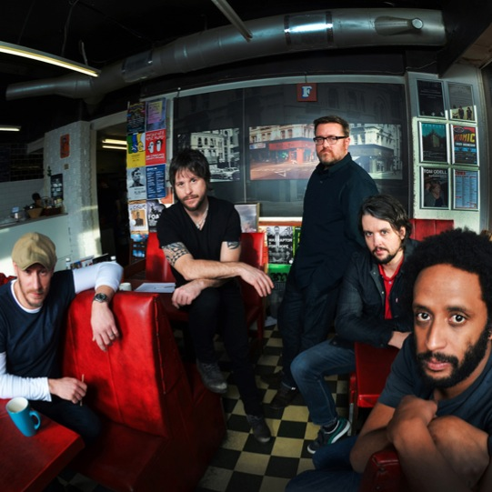 Elbow: Transatlantic and Caffeinated