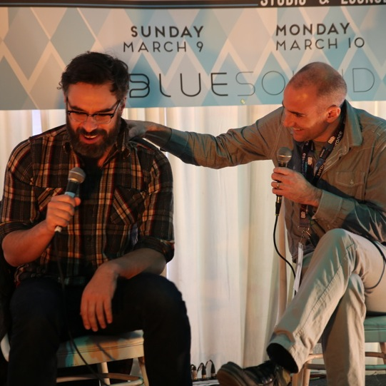 The <i>Paste</i> Interview Lounge at SXSW: Photos