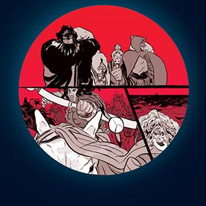 Chris Roberson & Paul Maybury Expand Fantasy in <i>Sovereign</i>