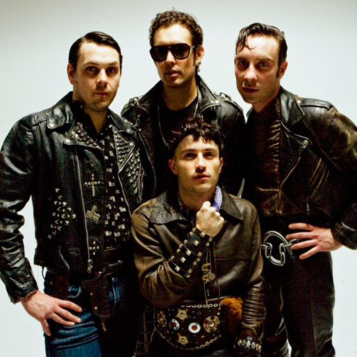 Black Lips: How to Go Pro at Punk