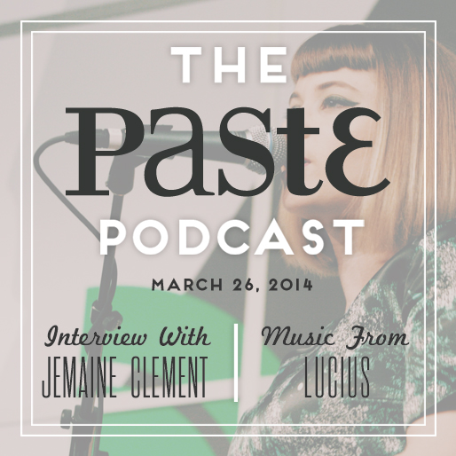 The Paste Podcast - Episode 1 with Jemaine Clement
