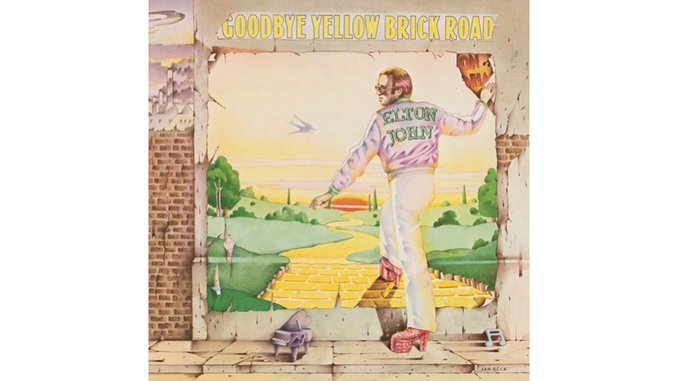 Elton John: <i>Goodbye Yellow Brick Road</i> Reissue Review