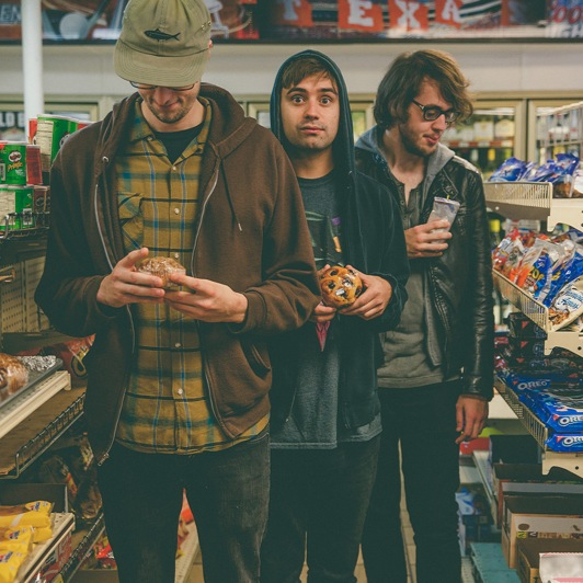 Cloud Nothings: Alone in an Elevator