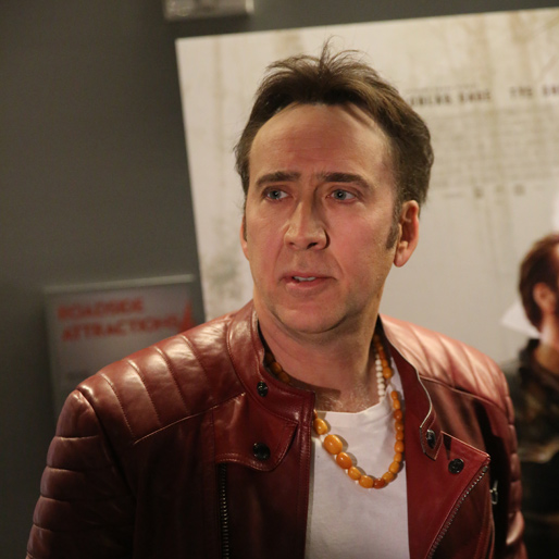 Nicolas Cage Joins David Gordon Green and Tye Sheridan for <i>Joe</i>