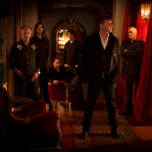 Afghan Whigs: Entering Uncharted Waters