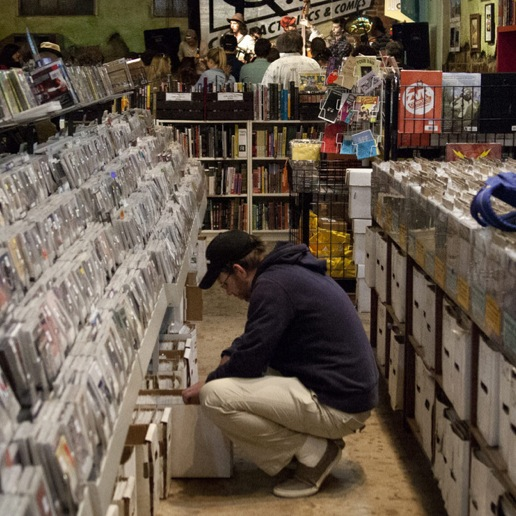 The Playlist Project: Best Record-Store Finds