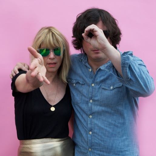 Catching Up With Kim Gordon and Bill Nace