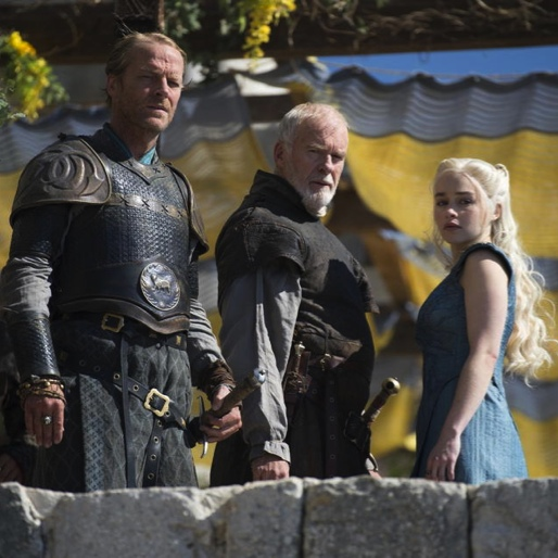 "<i>Game of Thrones</i> Review: ""Oathkeeper"""