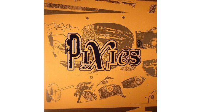 Pixies: <i>Indie Cindy</i> Review