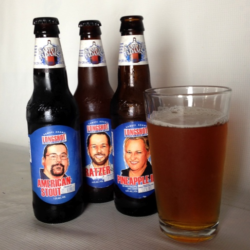 Sam Adams Releases Three Homebrewers' Beers