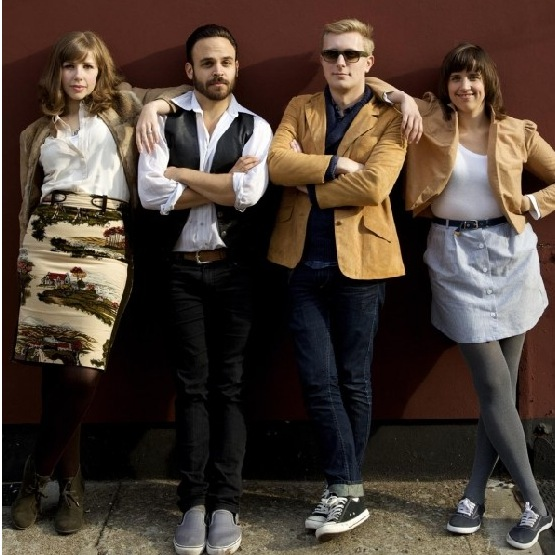 Lake Street Dive: On A Rocketship to Fame
