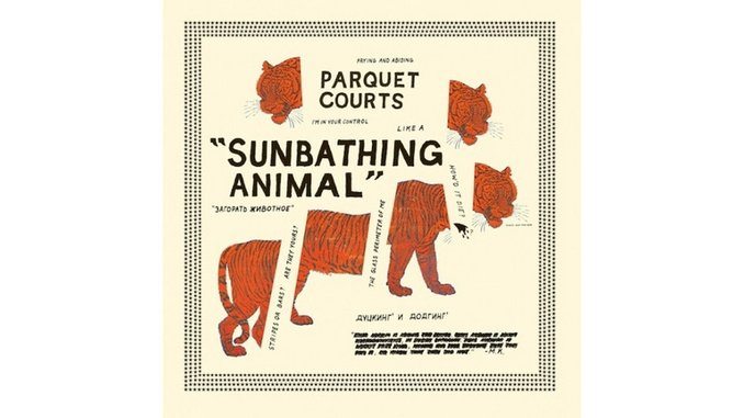Parquet Courts: <i>Sunbathing Animal</i> Review