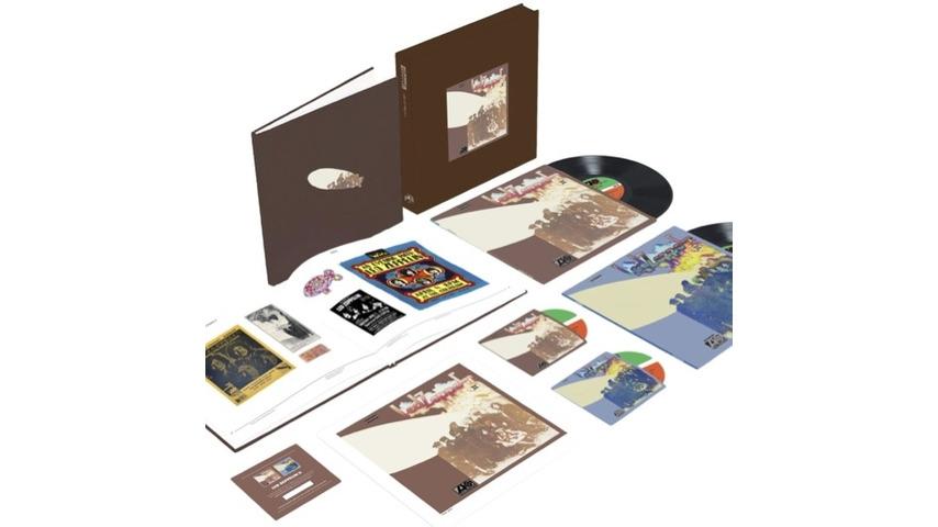 Led Zeppelin: <i>Led Zeppelin</i>, <i>II</i>, <i>III</i> Reissues