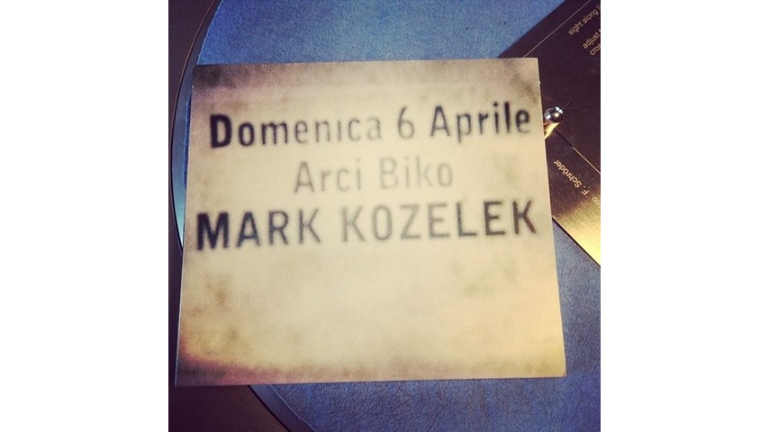 Mark Kozelek: <i>Live at Biko</i> Review