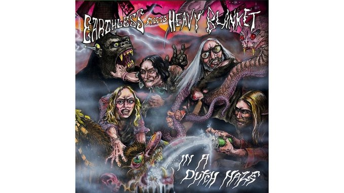 Earthless Meets Heavy Blanket: <i>In a Dutch Haze</i> Review