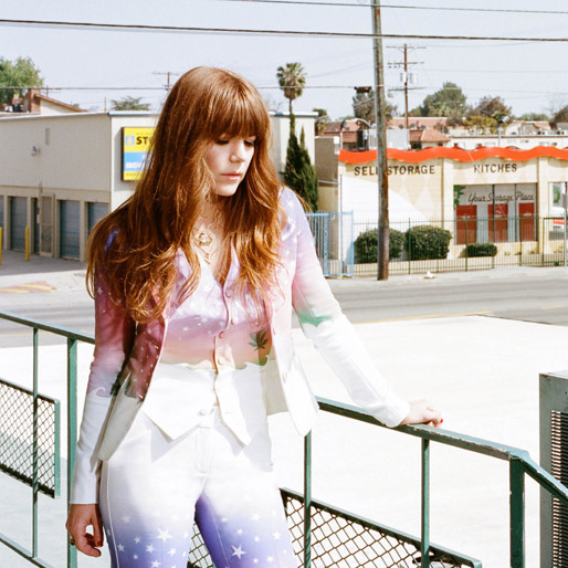Jenny Lewis Unveils New Wine Tied to <i>The Voyager</i>