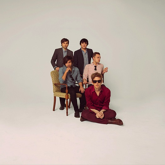 Catching Up With Spoon's Britt Daniel and Alex Fischel