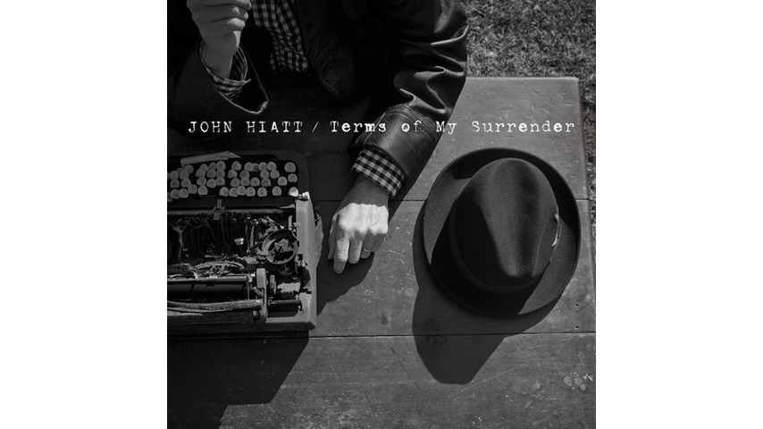 John Hiatt: <i>Terms of My Surrender</i> Review