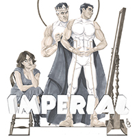 <i>Imperial</i> #1 by Steven T. Seagle and Mark Dos Santos Review