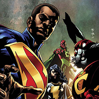 Grant Morrison Merges String Theory with Superheroes in DC's <i>Multiversity</i>