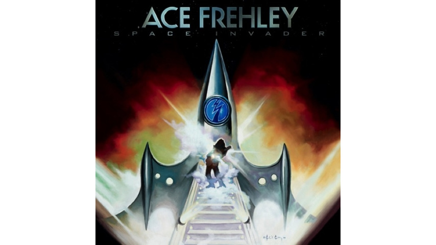 Ace Frehley: <i>Space Invader</i> Review