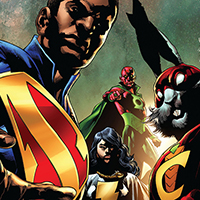 <i>The Multiversity</i> #1 by Grant Morrison and Ivan Reis Review