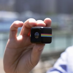 Polaroid Introduces Extremely Portable Cube Action Camera