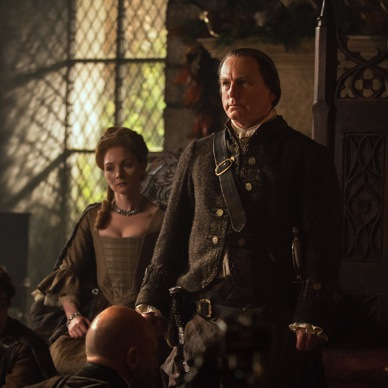 "<i>Outlander</i> Video Recap: ""The Gathering"""