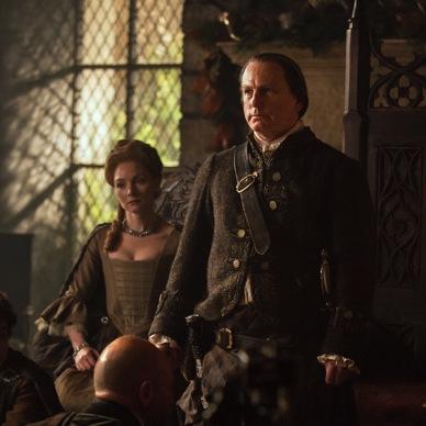 "<i>Outlander</i> Video Recap: ""The Gathering"""