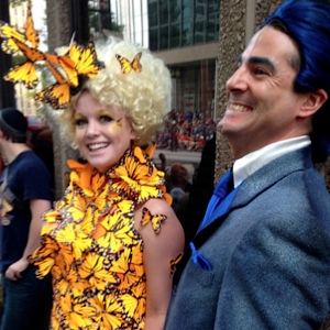 Great Costumes from the 2014 Dragon Con Parade