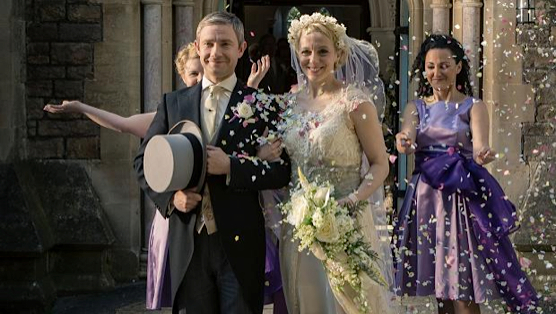 20 Unforgettable TV Wedding Dresses