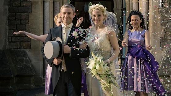 20 Unforgettable TV Wedding Dresses