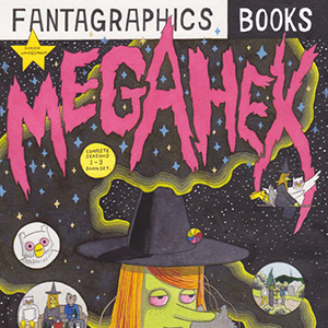 <i>Megahex</i> by Simon Hanselmann Review