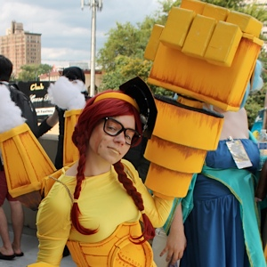 League of Legends Cosplayers are the Best: Dragon Con Photos