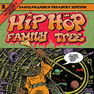 Ed Piskor Climbs Higher Up the <i>Hip Hop Family Tree</i>