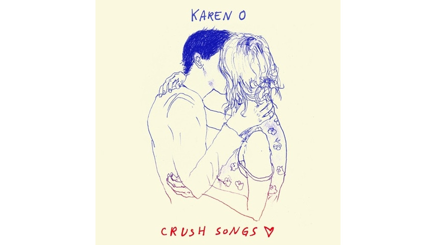 Karen O: <i>Crush Songs</i> Review