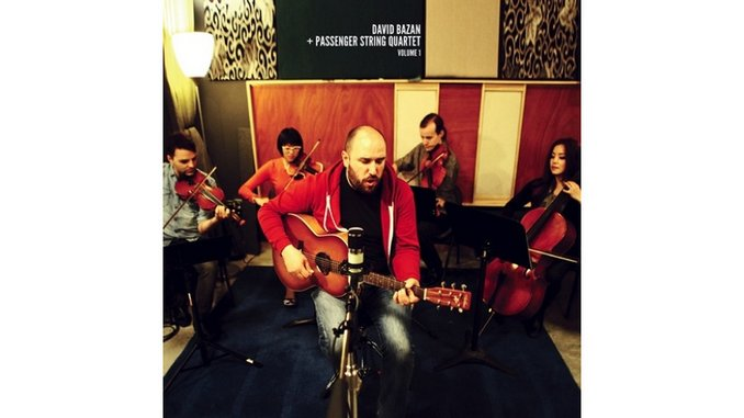 David Bazan: <i>David Bazan + Passenger String Quartet Volume 1</i> Review