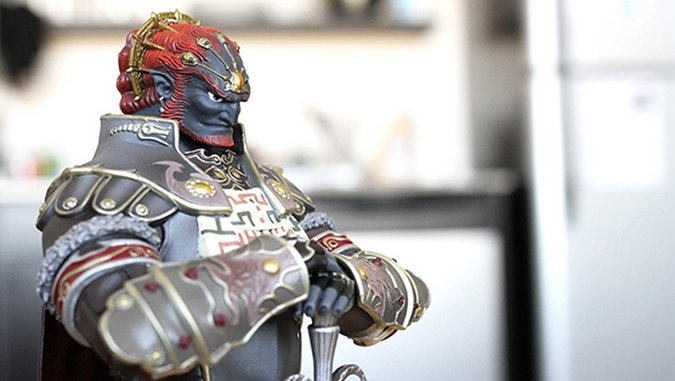 This Gorgeous Ganondorf Statue Could Kick Link's Ass
