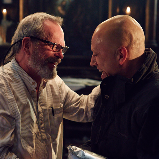 A Conversation with Terry Gilliam