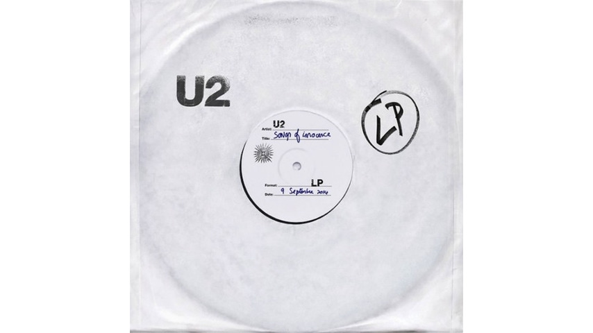 U2 Physically Releases <i>Songs of Innocence</i> Early, Is Now Eligible for a Grammy