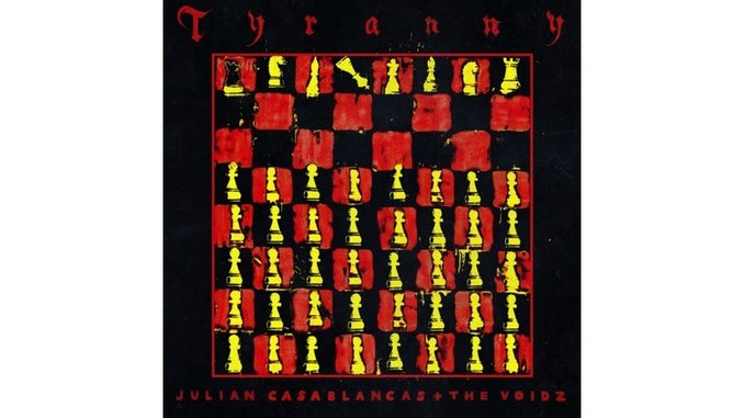 Julian Casablancas + The Voidz: <i>Tyranny</i> Review