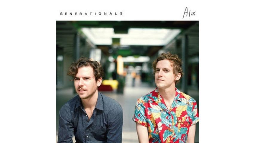 Generationals: <i>Alix</i> Review