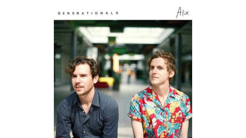 Generationals: <i>Alix</i> Review