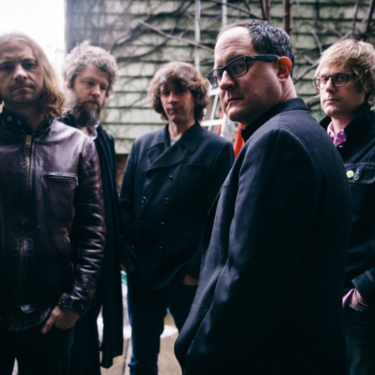 I'm Pretty Sure We Partied: My Afternoon on The Hold Steady's Tour Bus