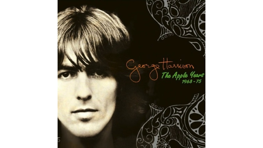 George Harrison: <i>The Apple Years: 1968-1975</i> Review