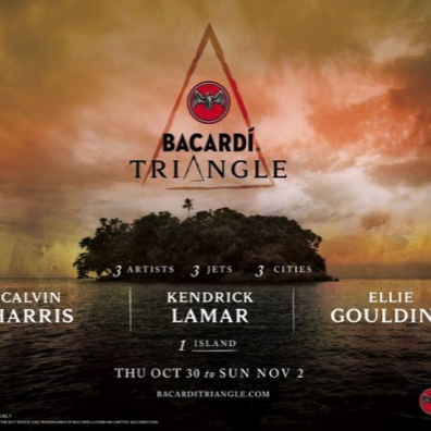 Enter to Win Tickets to Bacardí Triangle—An Epic Music Adventure in the Bermuda Triangle