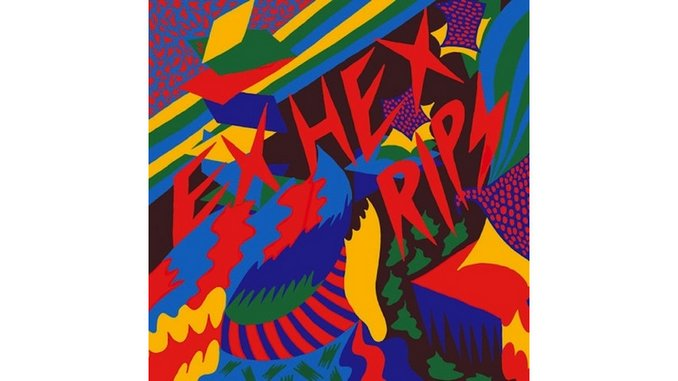 Ex Hex: <i>Rips</i> Review